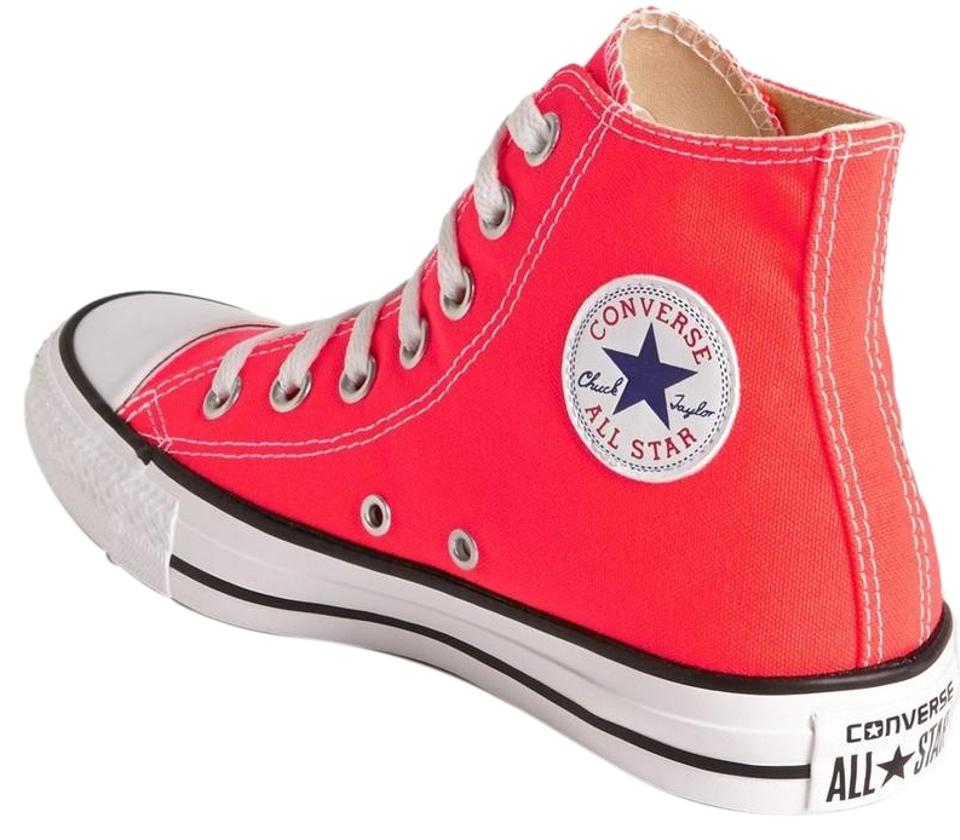 9429c948ff6e26 Converse Chucks Athleisure Rare Sold Out neon coral Athletic Image 0 ...