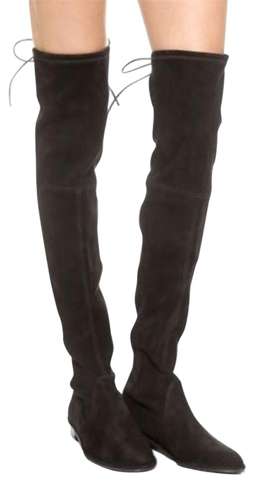 MISS Boots/Booties Stuart Weitzman Black Leggylady Boots/Booties MISS Economical and practical 2879be