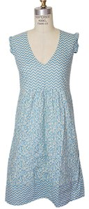 Matta short dress Blue on Tradesy