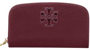 Tory Burch Double T Curved Wallet