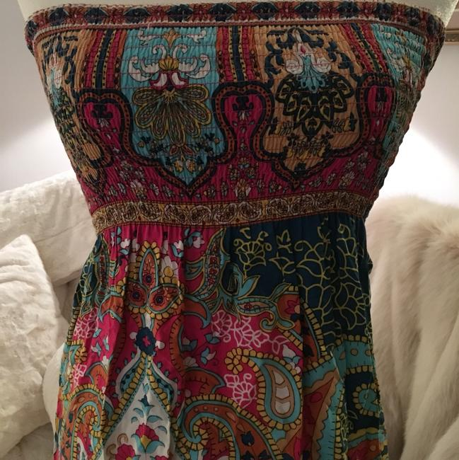 multicolor Maxi Dress by Forever 21 Image 1