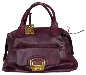 Joelle Hawkens by Treesje Satchel in plum