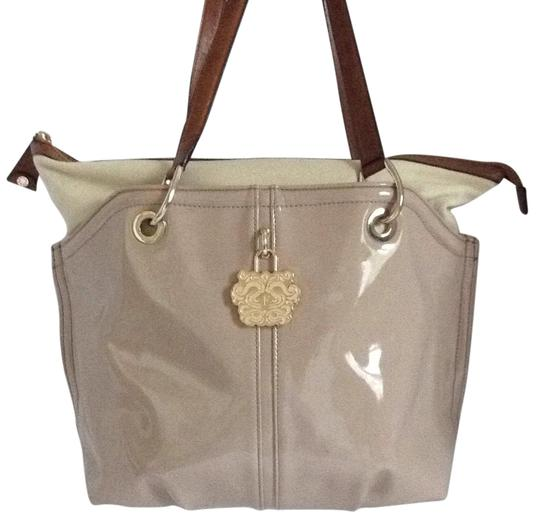 Gianfranco Ferre Tote in beige Image 0