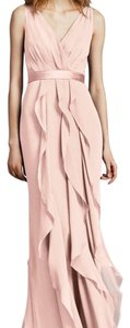 White By Vera Wang Blush Vw360189 Dress