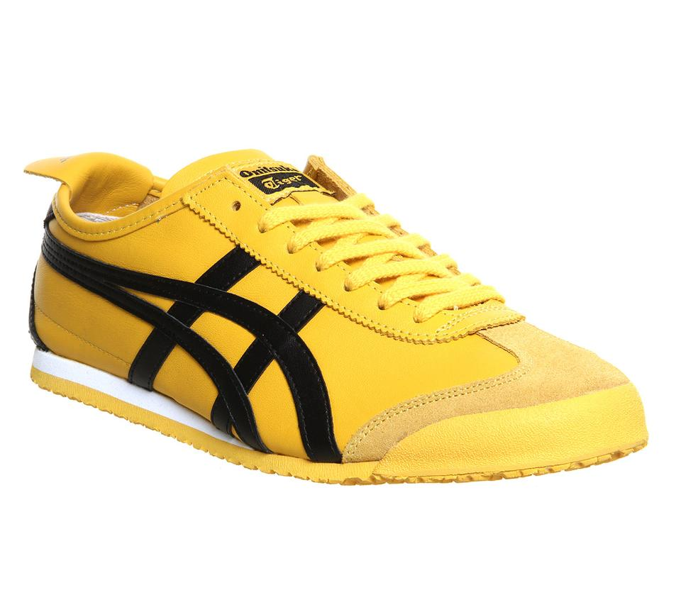 7efdf11827bea Onitsuka tiger yellow mexico kill bill black limited edition sneakers size  us regular jpg 960x839 Kill