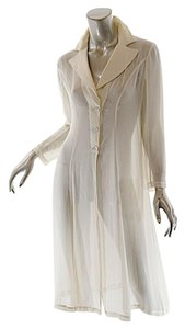 Morgane Le Fay Silk Chiffon Dress