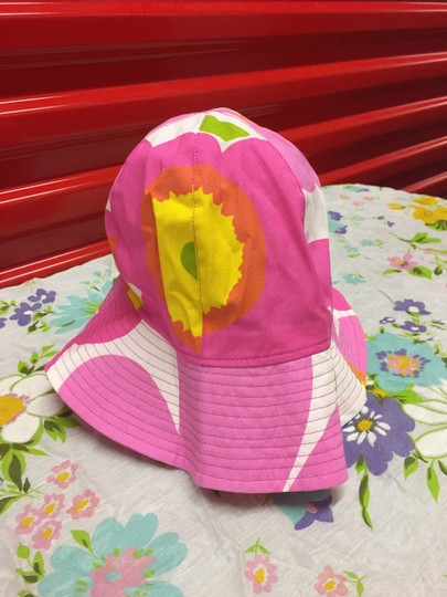Preload https://img-static.tradesy.com/item/21465333/marimekko-multicolor-pattern-floral-yellow-and-pink-floral-bucket-size-small-hat-0-0-540-540.jpg
