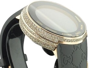 Gucci Mens,Limited,Edition,Latin,Grammy,Gucci,Diamond,I-gucci,Ya114222,Digital,Watch