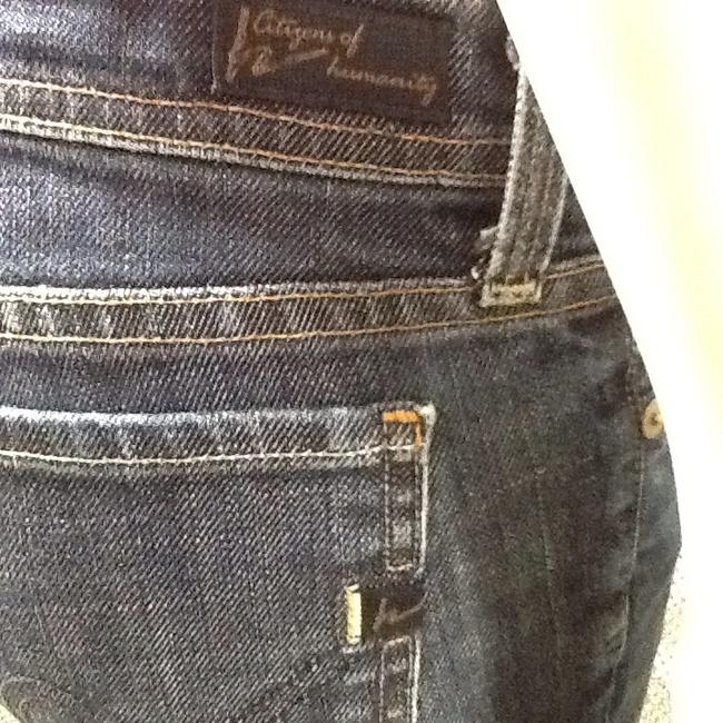 Citizens of Humanity Boot Cut Jeans-Dark Rinse Image 4