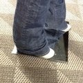 Citizens of Humanity Boot Cut Jeans-Dark Rinse Image 5