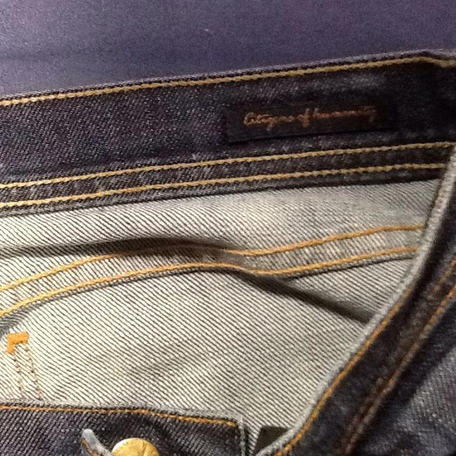 Citizens of Humanity Boot Cut Jeans-Dark Rinse Image 7