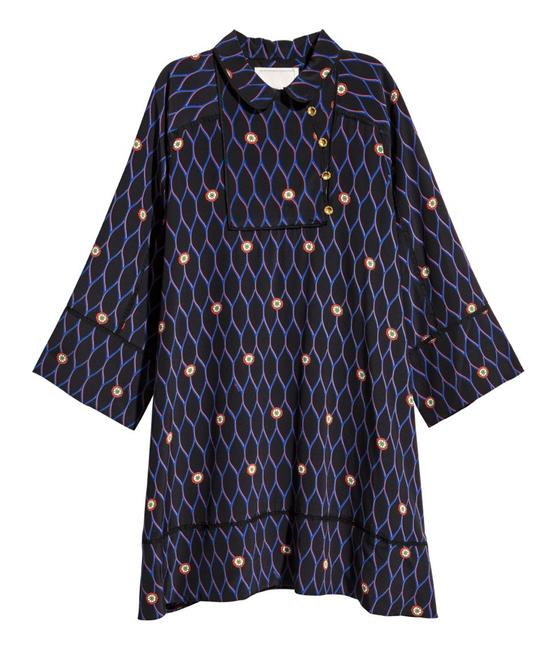 Kenzo x H&M short dress BLUE on Tradesy Image 3