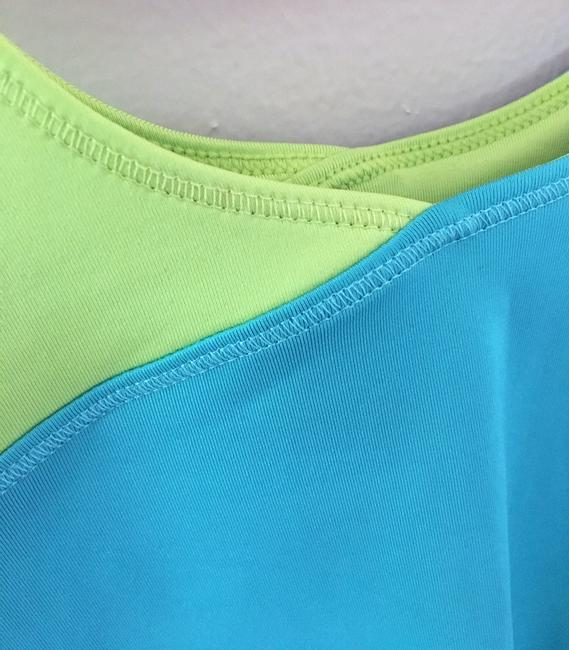 Reebok Tight Fit Strappy Long Bra Top Image 1