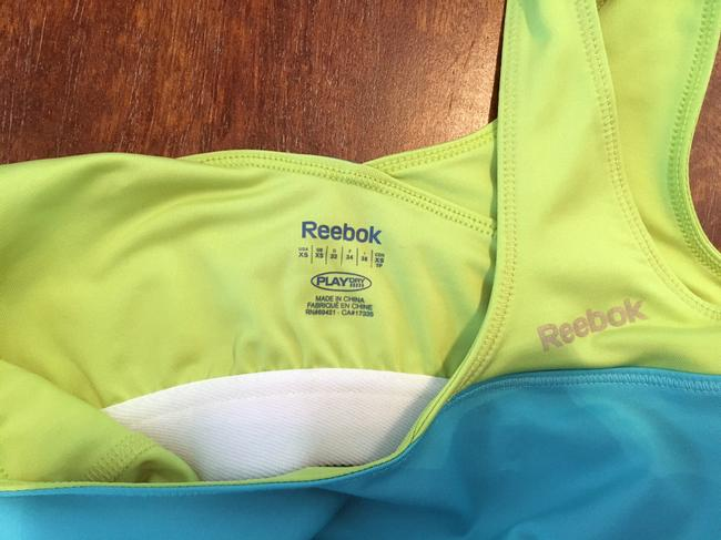 Reebok Tight Fit Strappy Long Bra Top Image 3