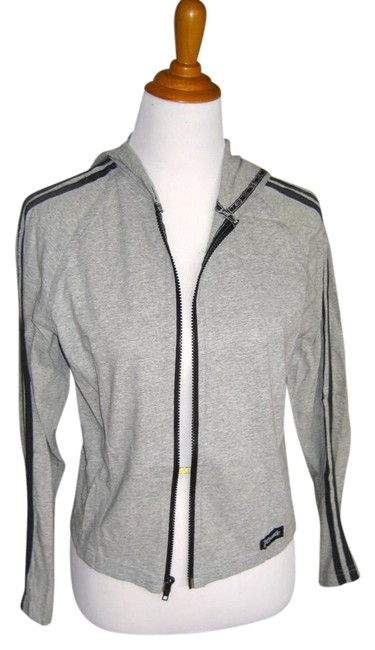 Preload https://img-static.tradesy.com/item/21466483/gray-adidas-style-hoodie-activewear-top-size-8-m-29-30-0-1-650-650.jpg