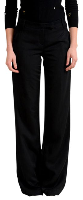 Preload https://img-static.tradesy.com/item/21466850/just-cavalli-black-women-s-casual-trousers-size-4-s-27-0-1-650-650.jpg