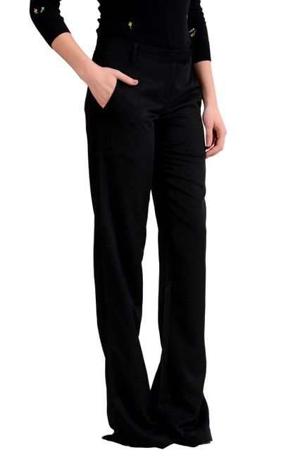 Just Cavalli Trouser Pants Black Image 1