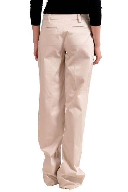 Just Cavalli Straight Pants Pink Image 1