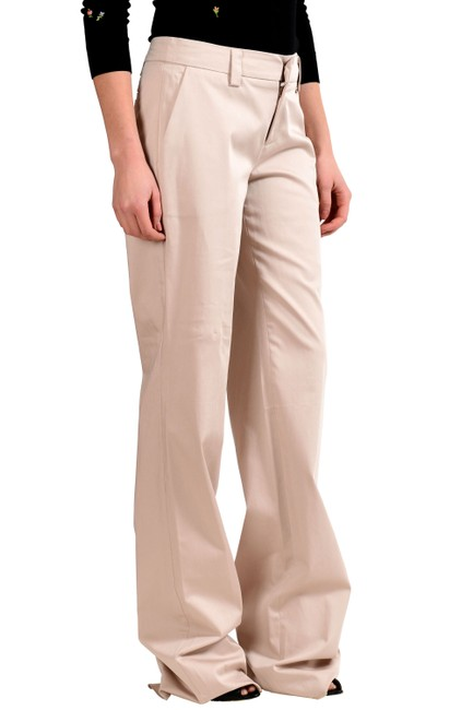 Just Cavalli Straight Pants Pink Image 2