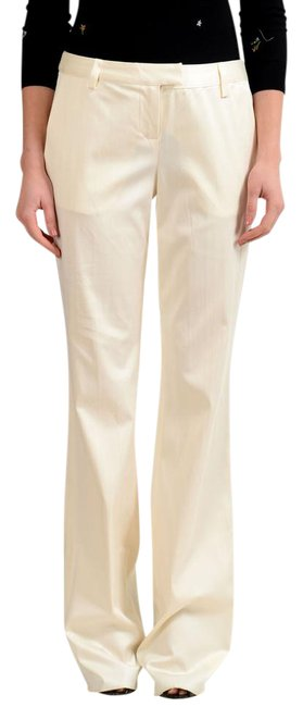 Item - Off White Women's Stretch Casual Pants Size 4 (S, 27)