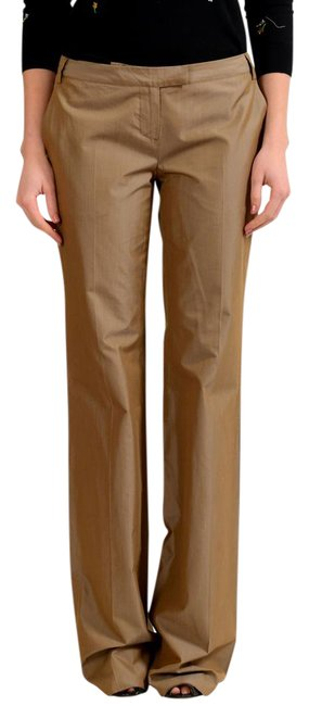 Item - Brown Women's Casual Pants Size 4 (S, 27)