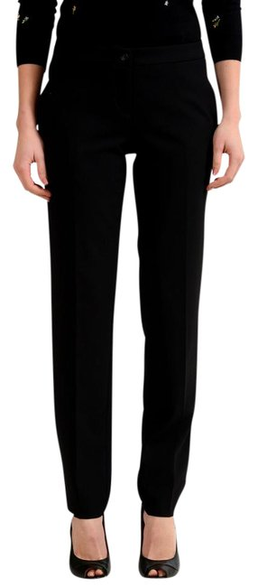 Preload https://img-static.tradesy.com/item/21466892/just-cavalli-black-women-s-casual-straight-leg-pants-size-4-s-27-0-1-650-650.jpg