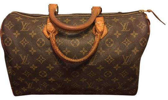 Preload https://img-static.tradesy.com/item/21466926/louis-vuitton-speedy-35-monogram-leather-satchel-0-1-540-540.jpg