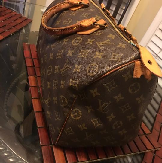 Louis Vuitton Satchel in Monogram Image 1