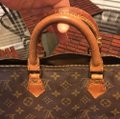 Louis Vuitton Satchel in Monogram Image 10