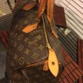 Louis Vuitton Satchel in Monogram Image 3
