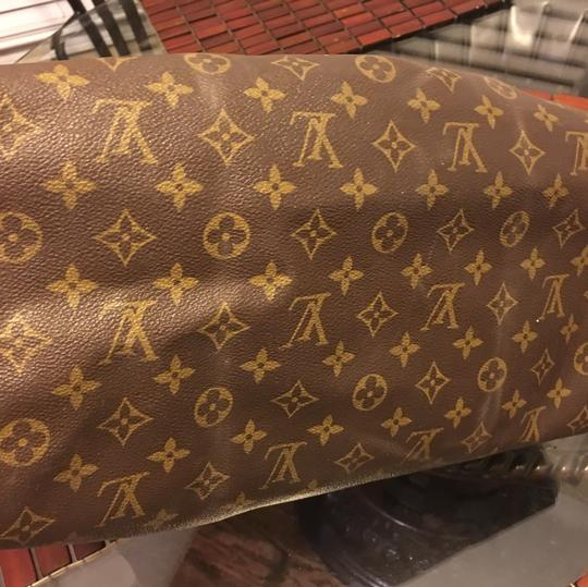 Louis Vuitton Satchel in Monogram Image 9