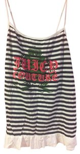 Juicy Couture Juciy Striped Ruffle Top