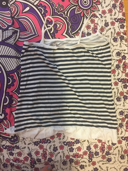 Juicy Couture Juciy Striped Ruffle Top Image 2