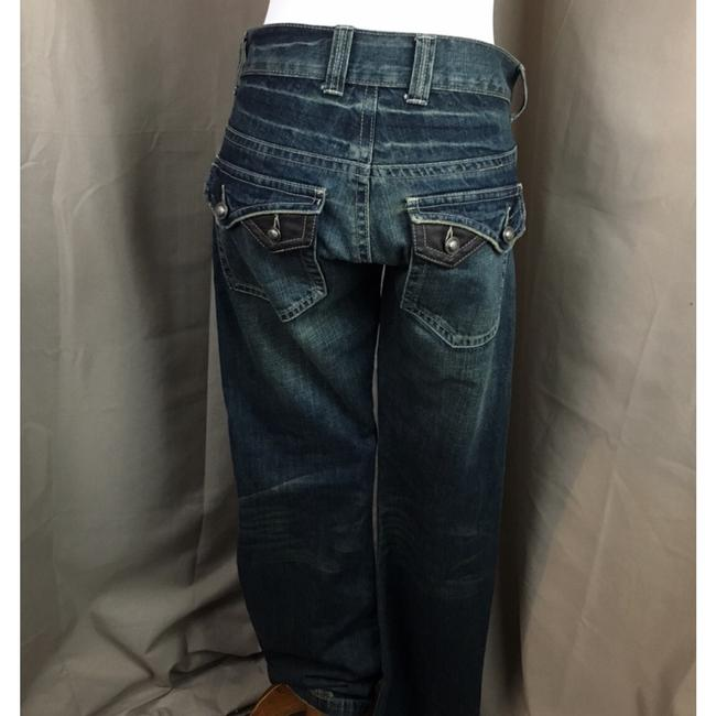 Guess Boot Cut Jeans-Distressed Image 3