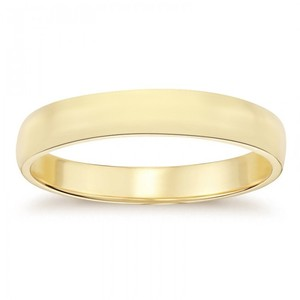 Avital & Co Jewelry 14k Yellow Gold 6.1mm14k Men's Wedding Band