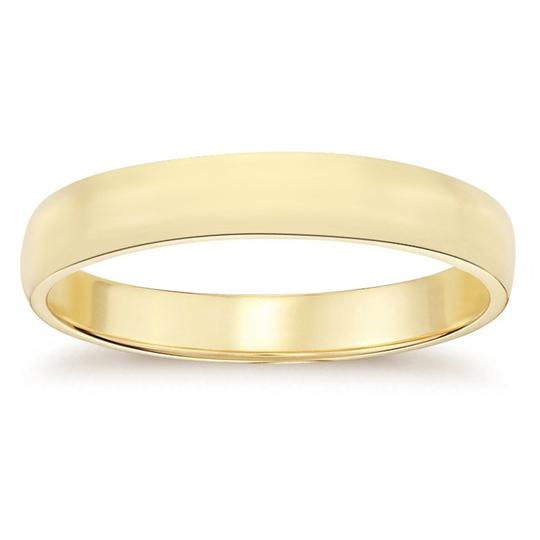 Avital & Co Jewelry 14k Yellow Gold 6.1mm14k Men's Wedding Band Image 2