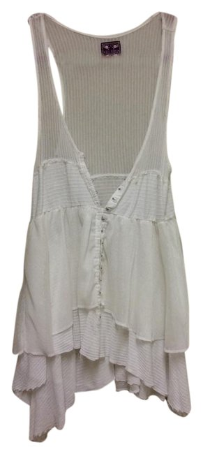 Preload https://img-static.tradesy.com/item/21467536/free-people-white-ruffle-tank-topcami-size-8-m-0-1-650-650.jpg