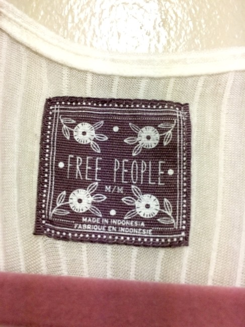 Free People Top White Image 3