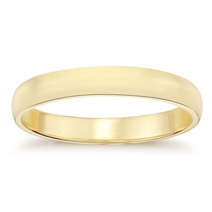 Avital & Co Jewelry 14k Yellow Gold 5.5 Mm Men's Wedding Band