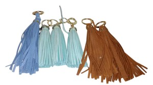 Others 6 assorted colors key/bag charms
