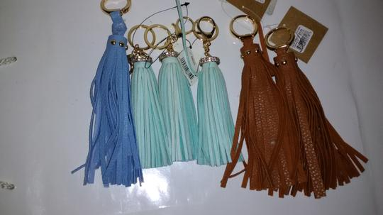 Others 6 assorted colors key/bag charms Image 1
