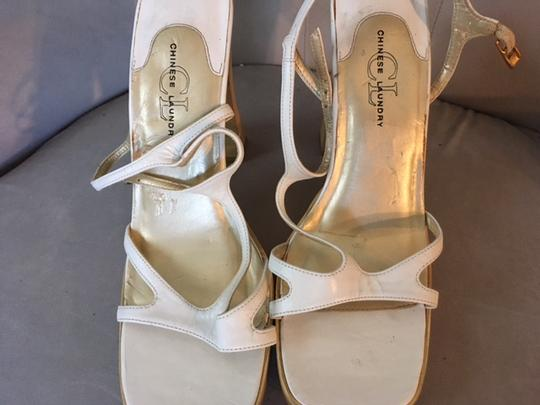 Chinese Laundry New Off White Sandals Image 1