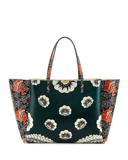 Preload https://img-static.tradesy.com/item/21468243/valentino-east-west-green-red-mixed-floral-vitello-leather-tote-0-0-540-540.jpg
