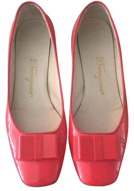 Item - Red My Flats Size US 6 Regular (M, B)