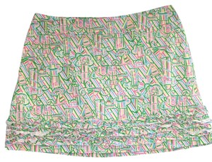 Lilly Pulitzer Skirt Multicolor