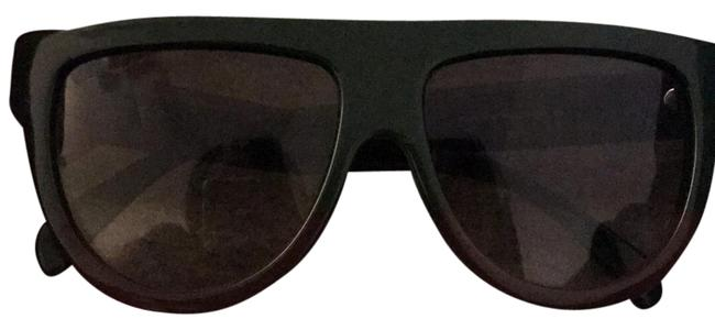 Item - Green and Brown Gradiant Cl 41026/S Jar/Z3 Shadow Sunglasses