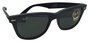 Ray-Ban New Ray-Ban Sunglasses RB 2140 902 54-18 WAYFARER Tortoise w/ Green