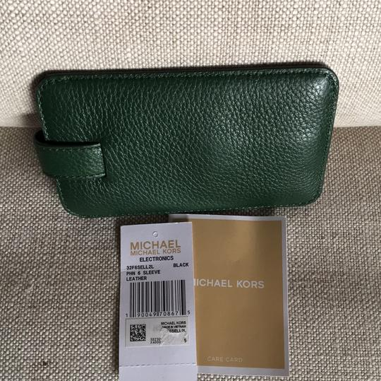 Michael Kors New MK leather smartphone iPhone cover Image 3