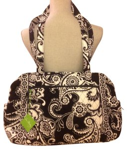 Vera Bradley New With Changing Pad Midnight Paisley Diaper Bag ef3fc982cf895