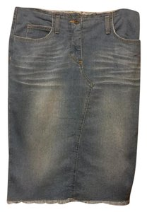 Laundry by Shelli Segal Skirt denim